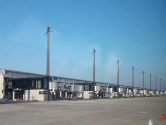 Flughafen BER - in Zukunft der einzige Flughafen der Stadt? Foto: regioconsult