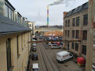 Konversionsprojekt Schönherr-Fabrik, Chemnitz